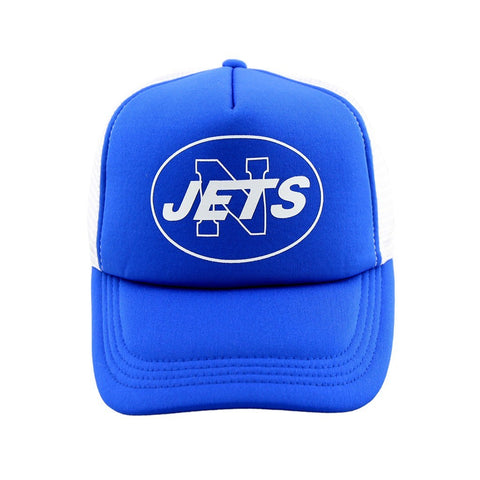Newtown Jets - Sydney Local Pre Curved Strapback Blue Cap
