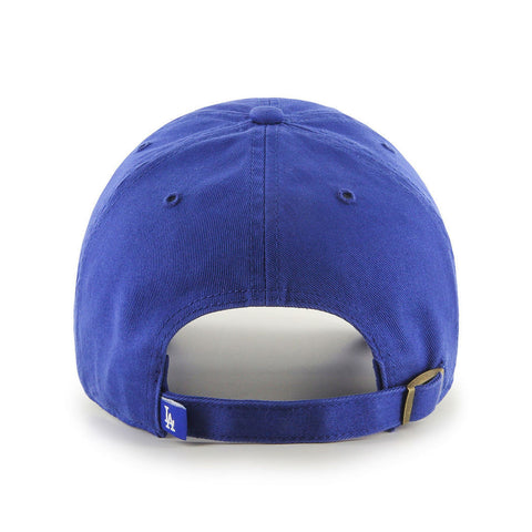 Los Angeles Dodgers '47 Brand Royal Blue Clean up Strapback Cap