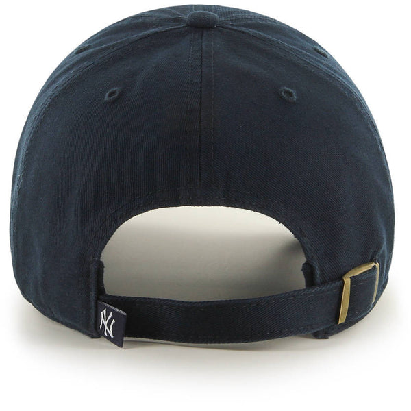 New York Yankees  47 Brand Navy Clean Up Strapback Cap – Lidzcaps 32875cf384