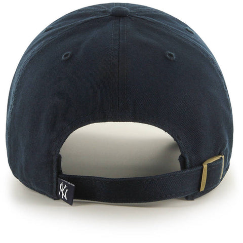 New York Yankees '47 Brand Navy Clean Up Strapback Cap