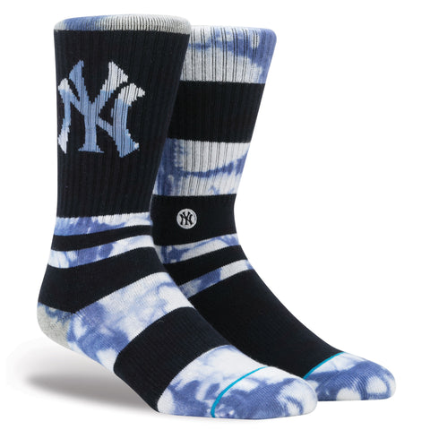 New York Yankees Stance Socks Summer League NY Blue Navy