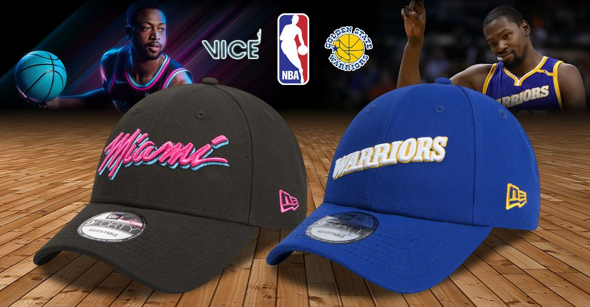 New Era NBA 9Forty cap