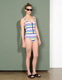 Jasmine Stripe Swimsuit