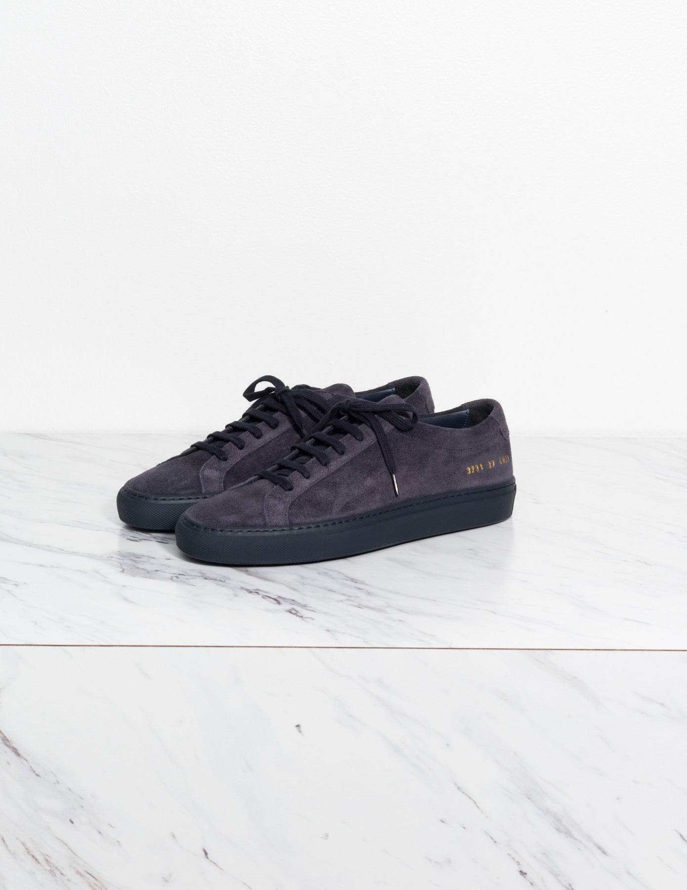 Suede Achilles Low