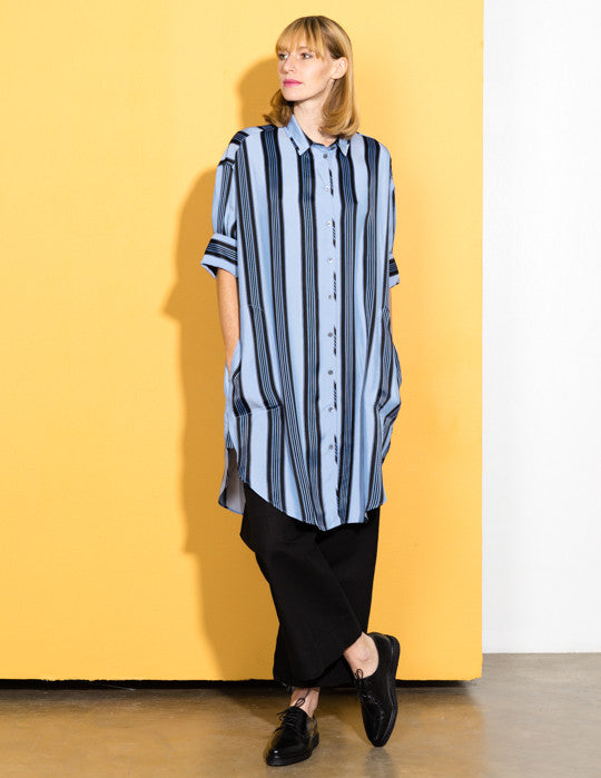 Lash Shirt Dress