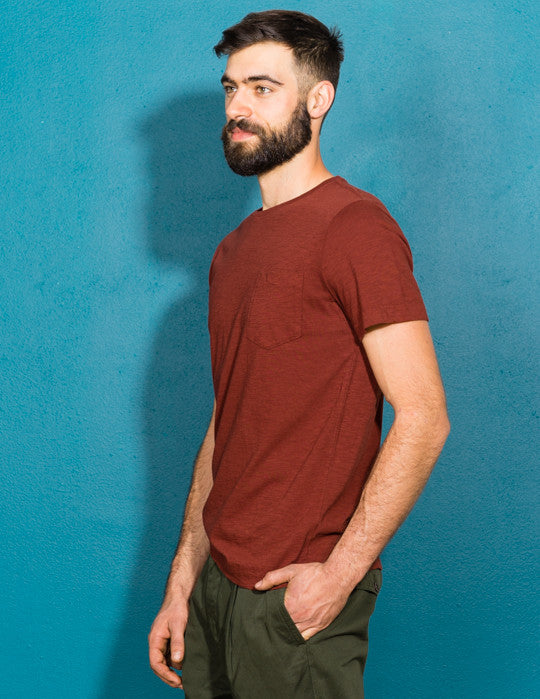 Jake Pocket Tee