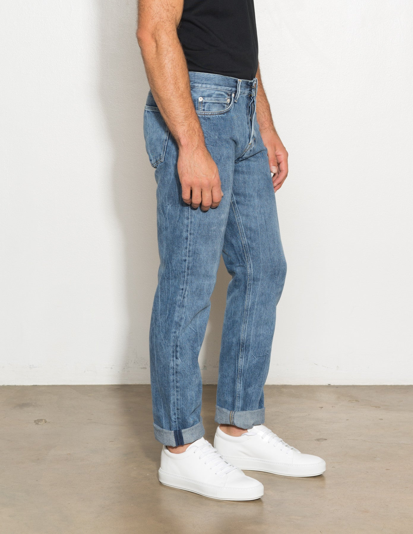 First Cut Denim Pant