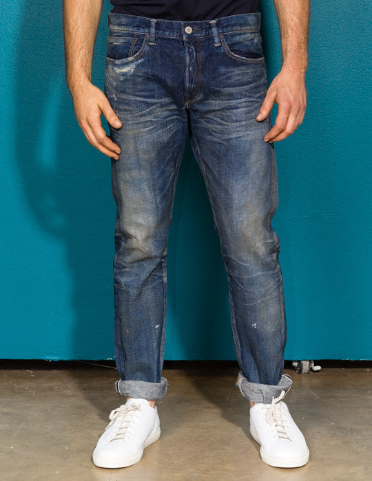 Mace Selvedge Slim Fit