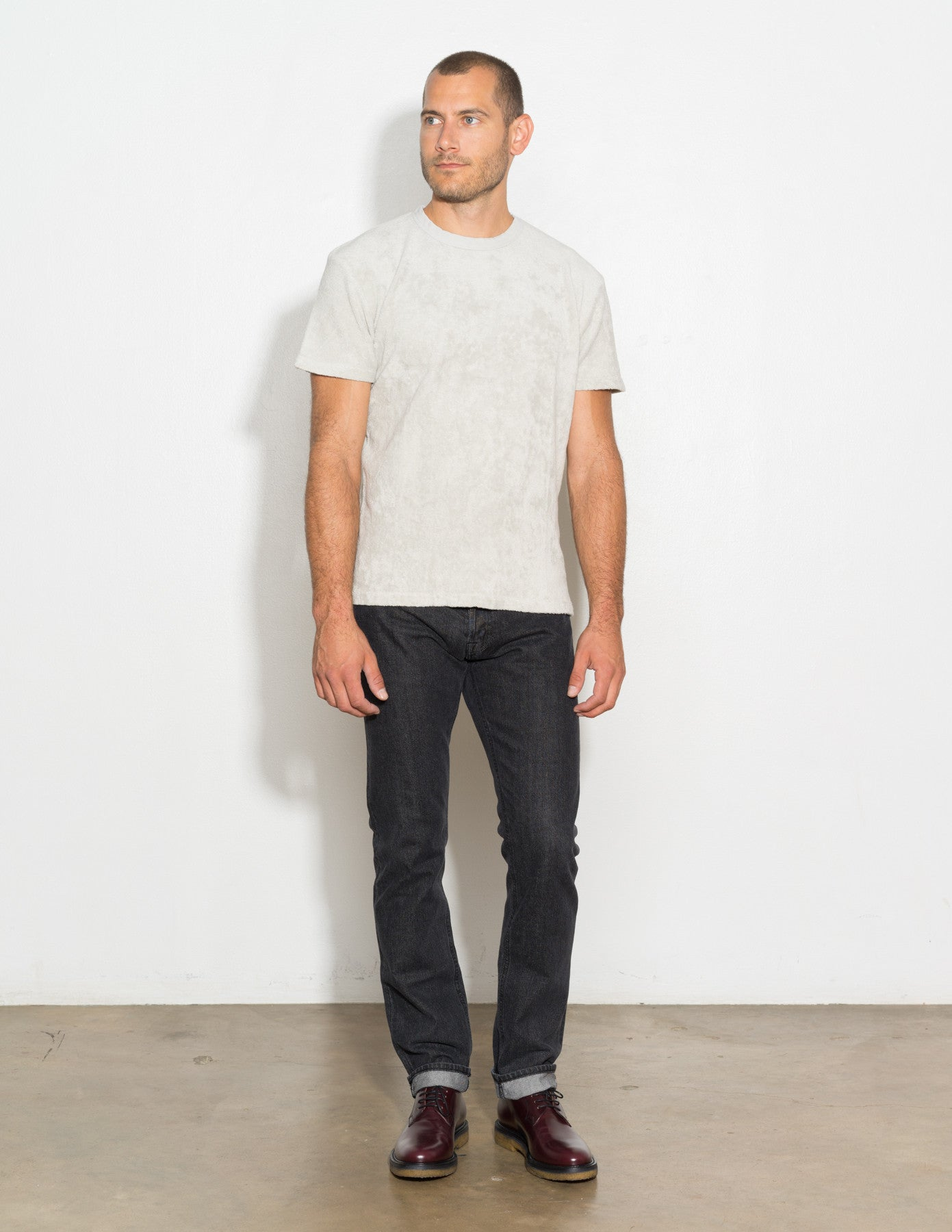 Terry Cloth Perfect Tee