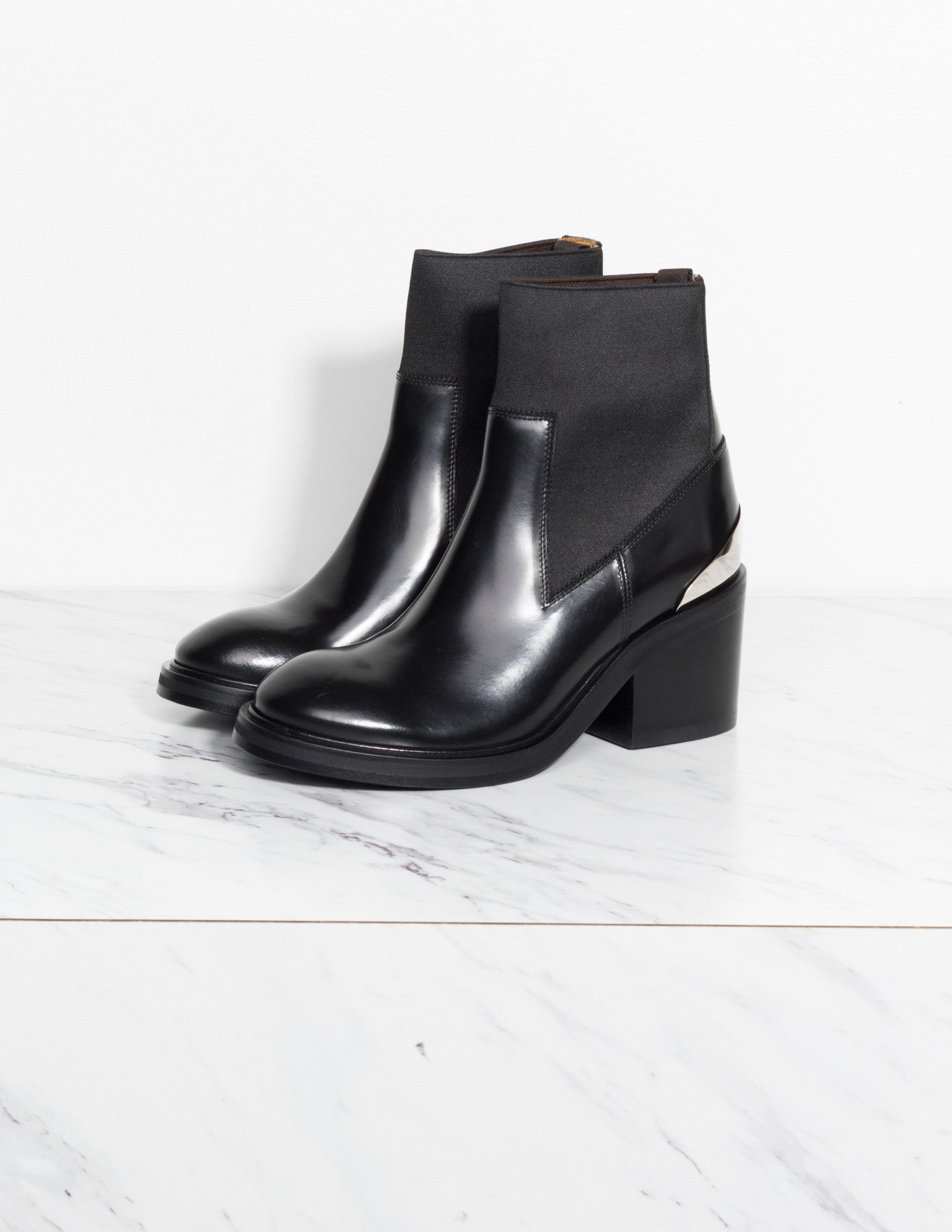 Dion Leather Boot