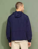 Hooded Half Zip Jacket