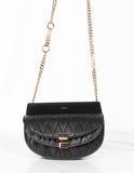 George Embossed Calf Belt Bag