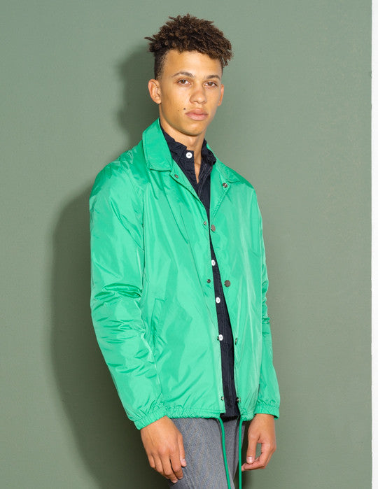 Tony Face Poly Jacket