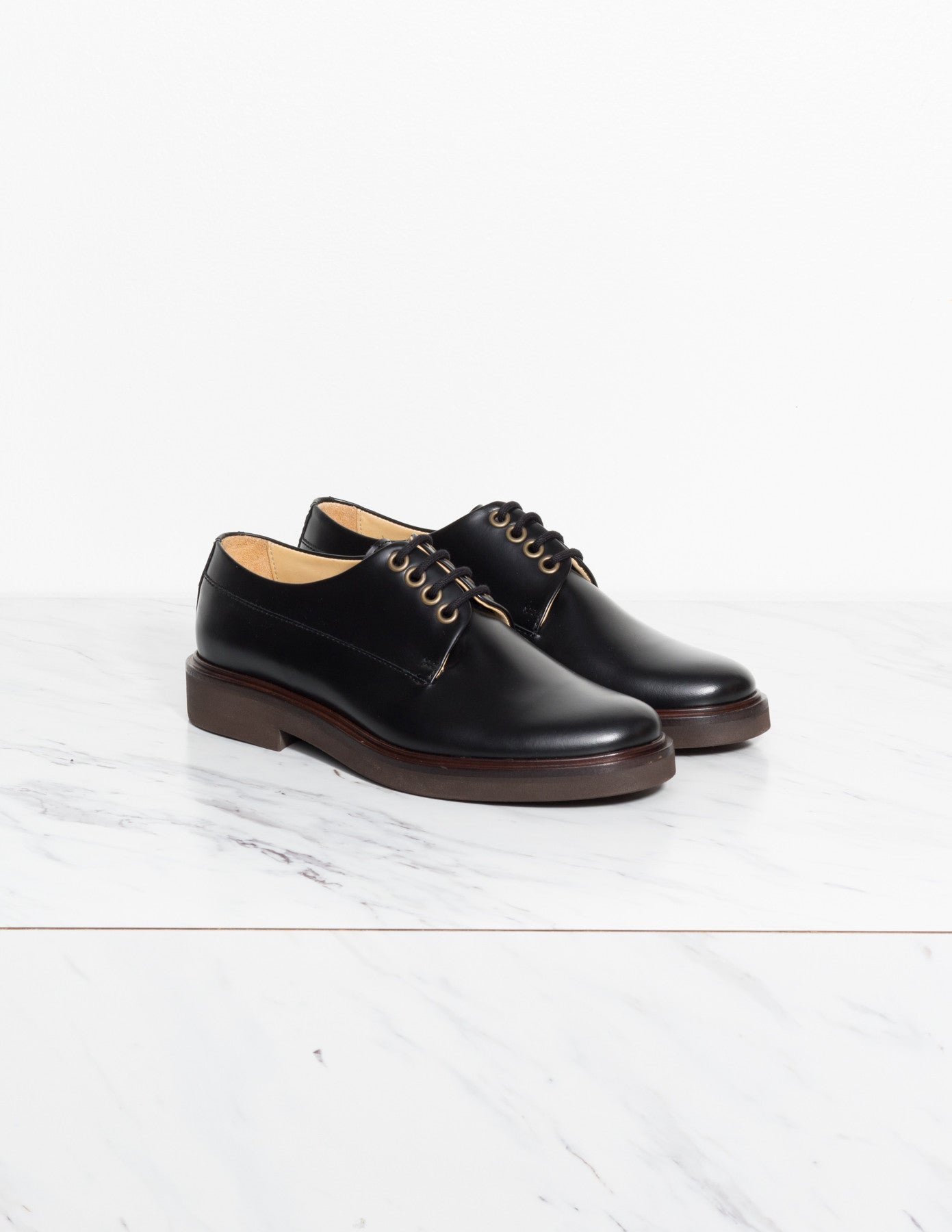 Eleonore Derby Flats