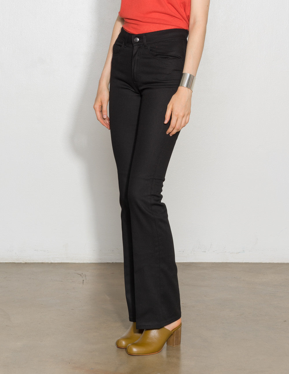 Lita Black Denim