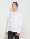 Welded Long Sleeve Pocket Tee