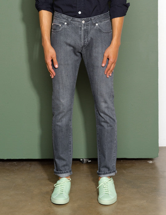 Five Pocket Selvedge Denim