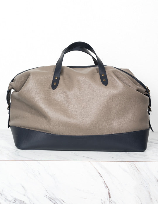 Two-Tone Duffle