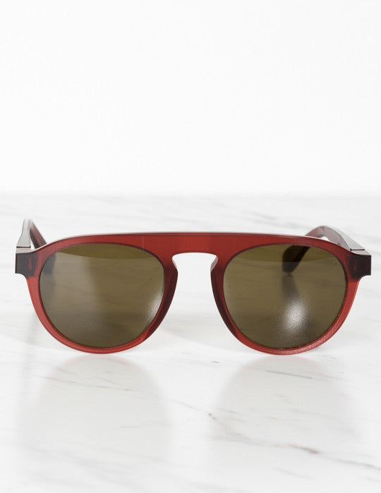 Raw Ruby Sunglasses