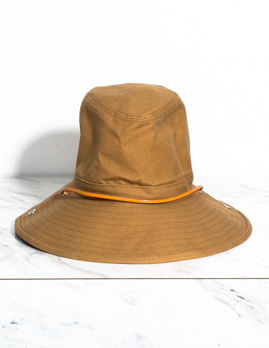 Paraffin Canvas Hat