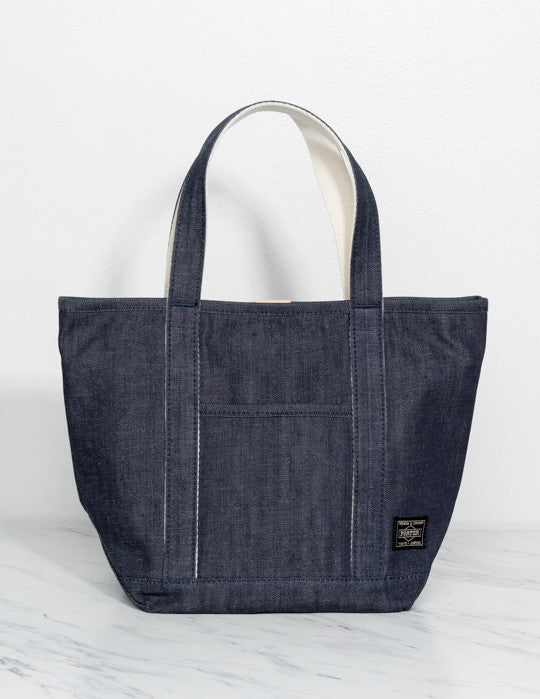Orgabits Denim Tote Bag