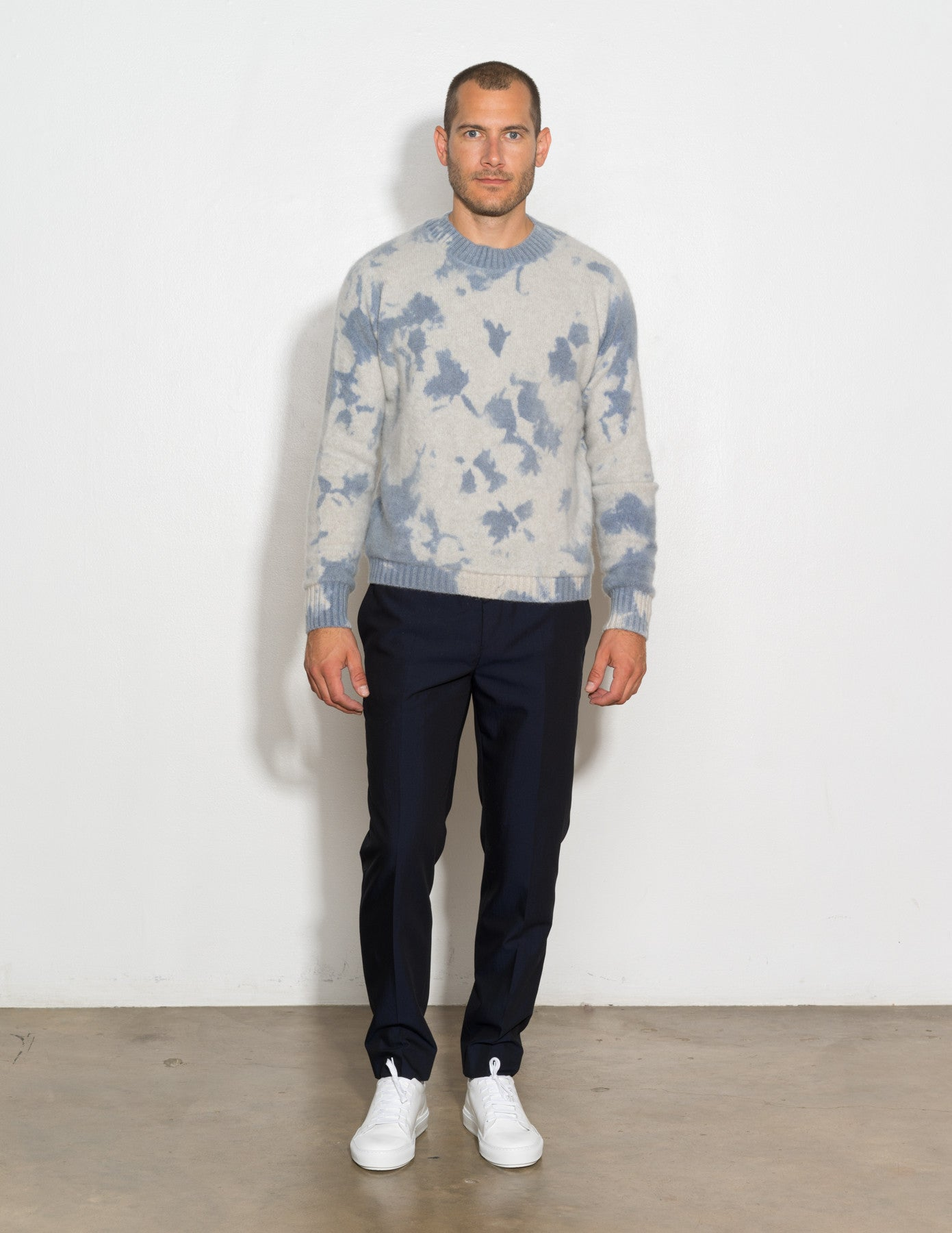 Dip Dye Cashmere Sweater
