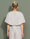 Cape Shoulder Top