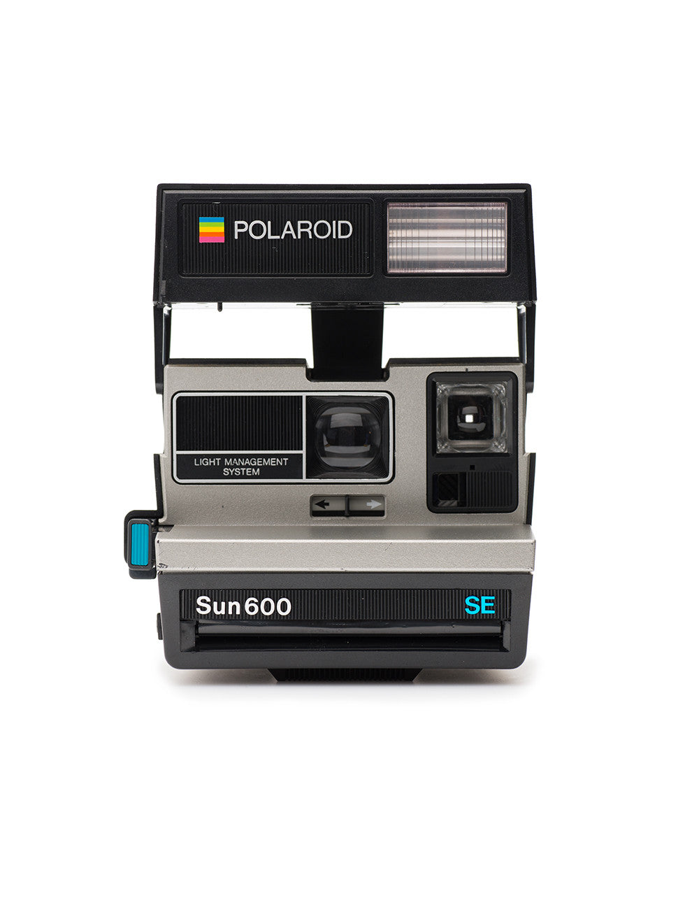 600 Square Polaroid Camera