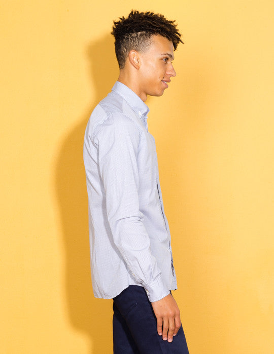 One Pocket Button Down