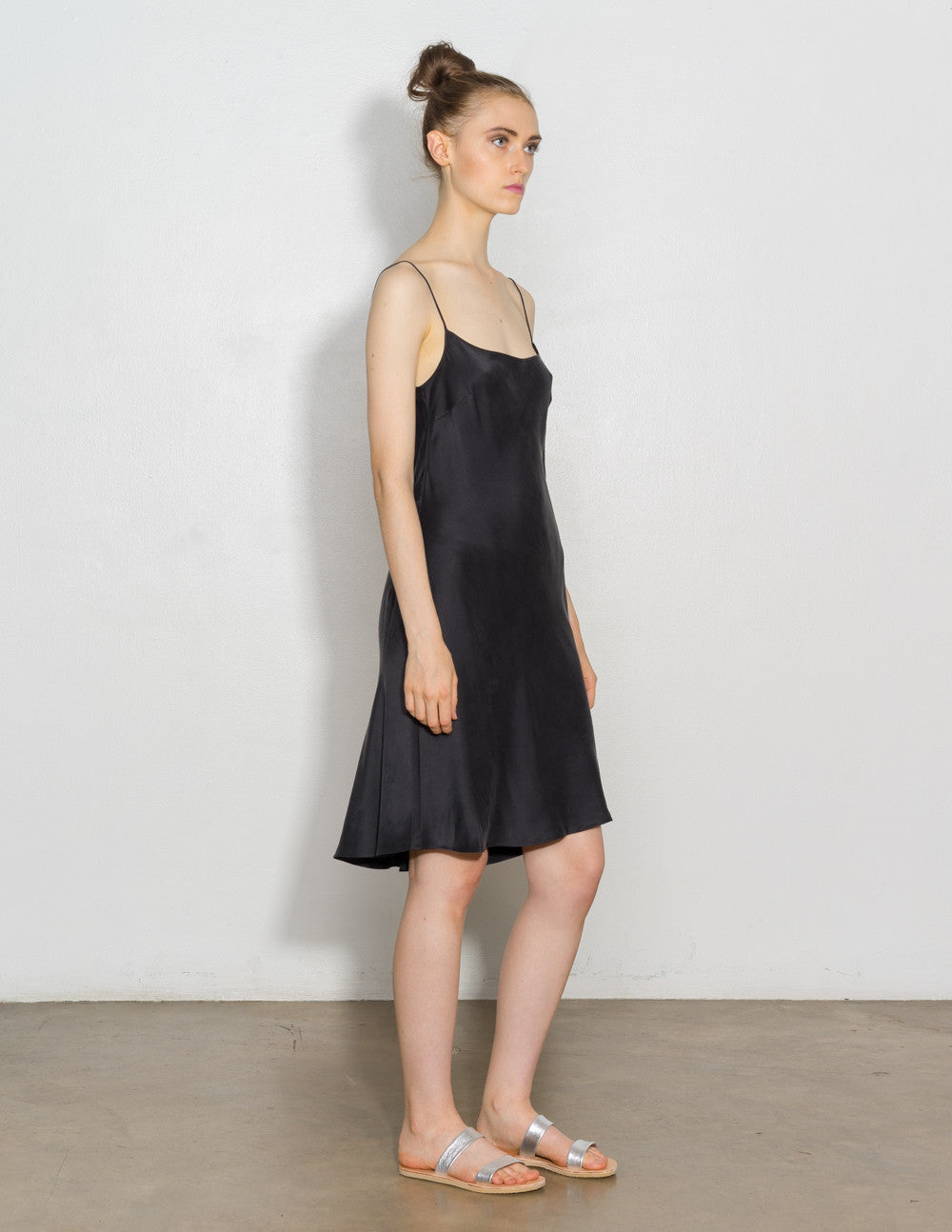 Jessa Bias Slip Dress