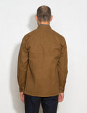 Waxed Cotton Overshirt