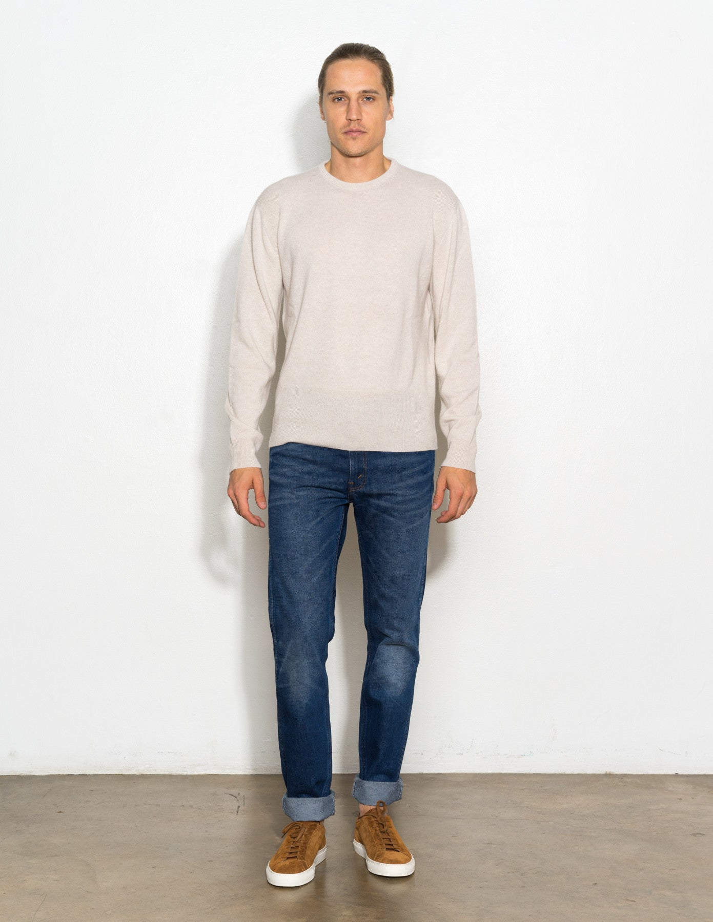 Harris Cashmere Sweater