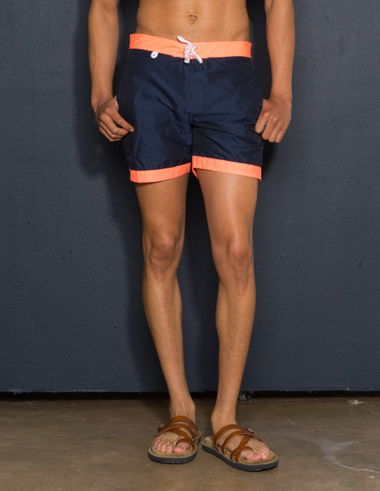 Base Bleu Boardshort