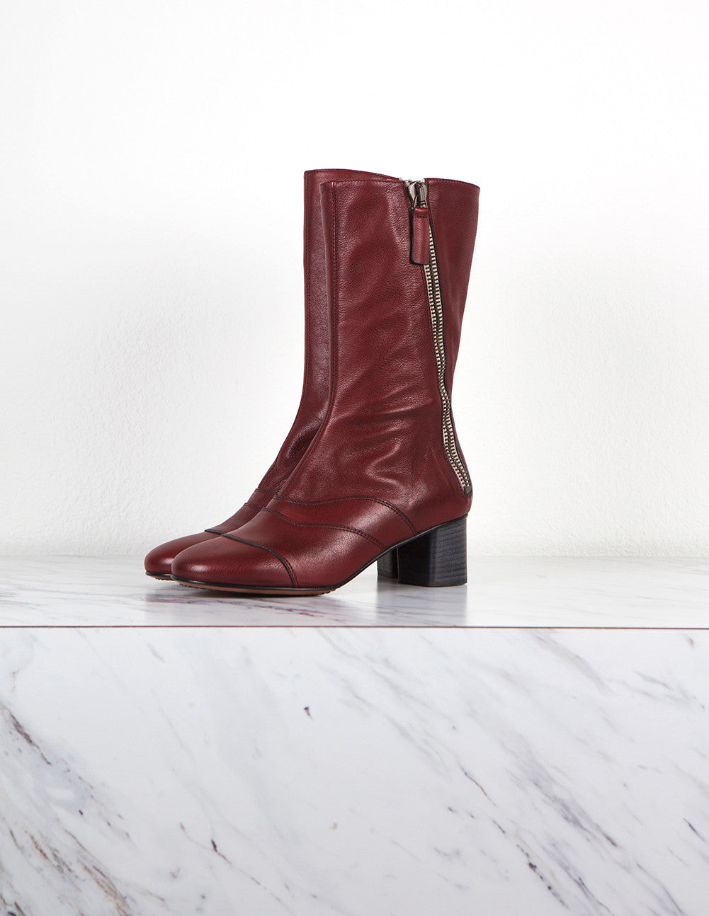 Chloé Ankle Motocross Boot