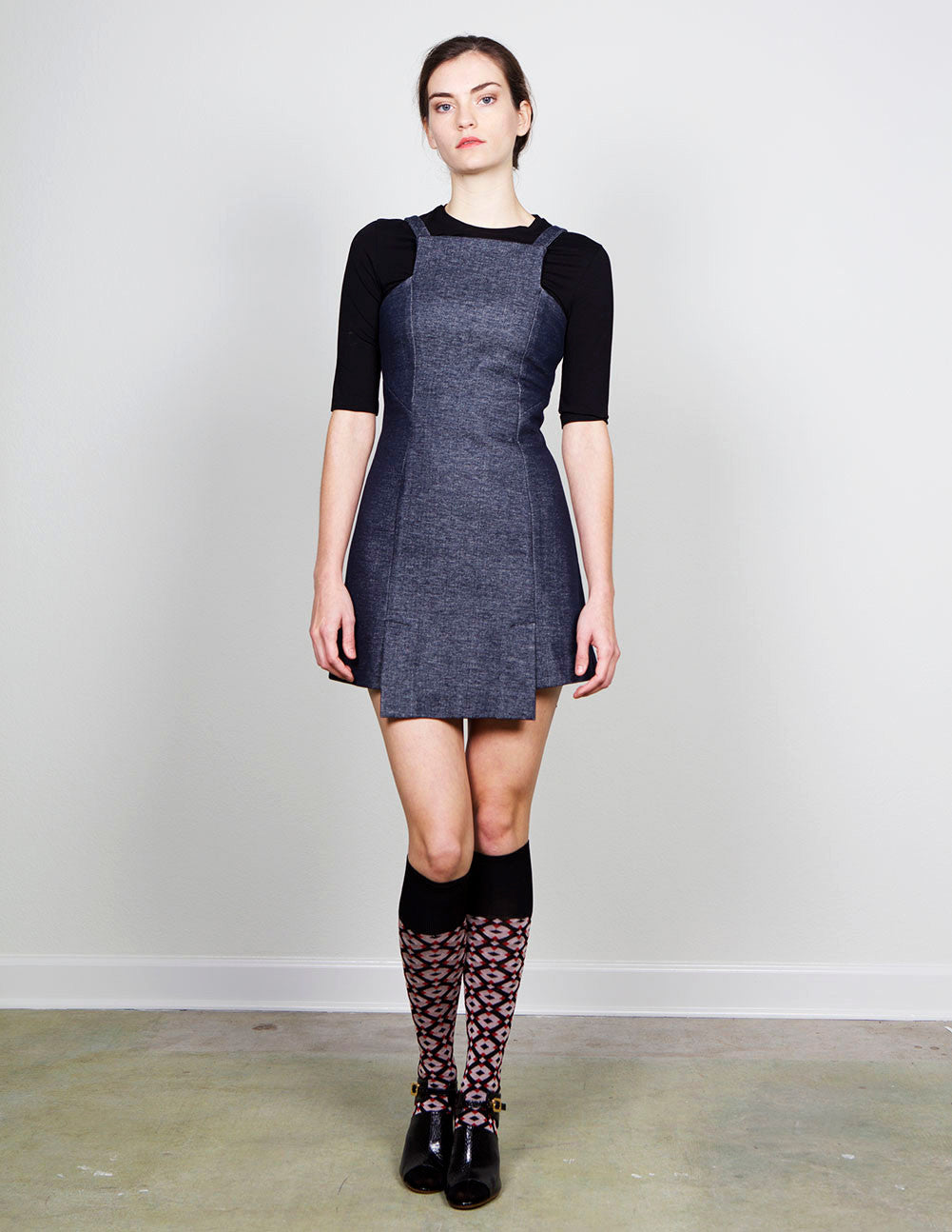 Sia Double Knit Dress