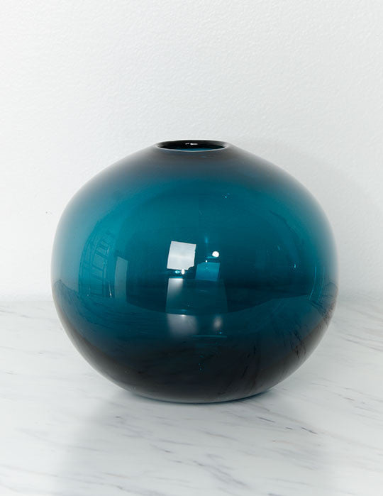 Ball Glass Vase