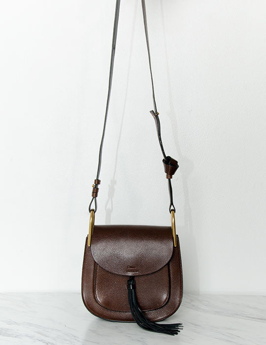 Small Hudson Tassel Bag