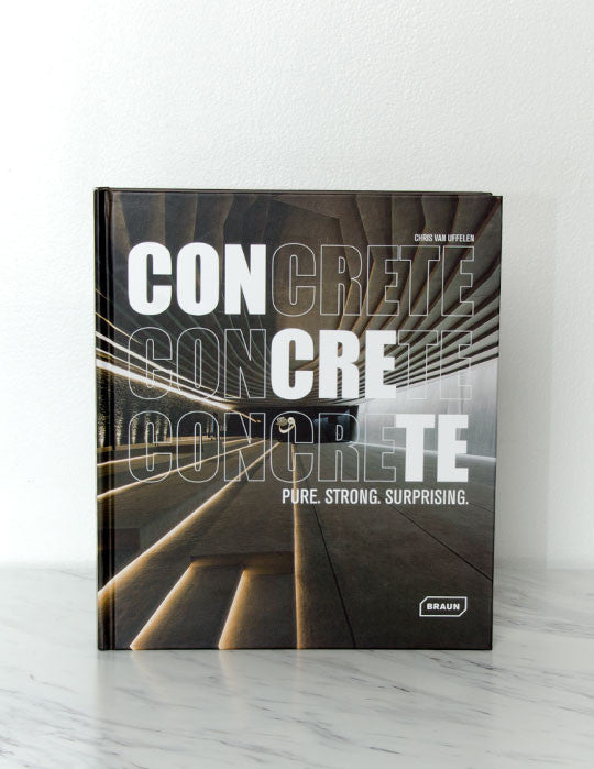 Concrete: Pure, Strong, & Surprising