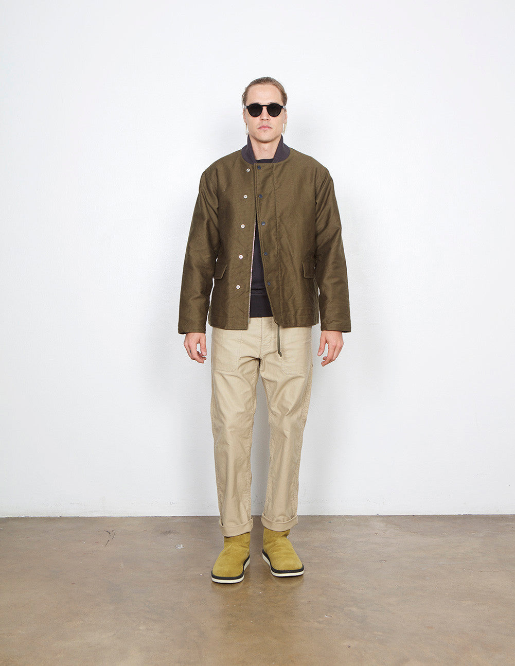 Codelane Deck Jacket