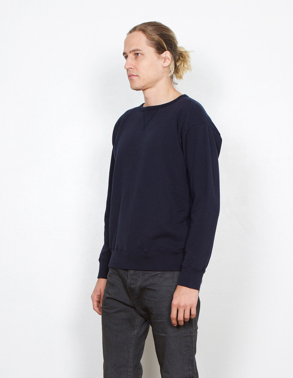 Fleece Crew Top