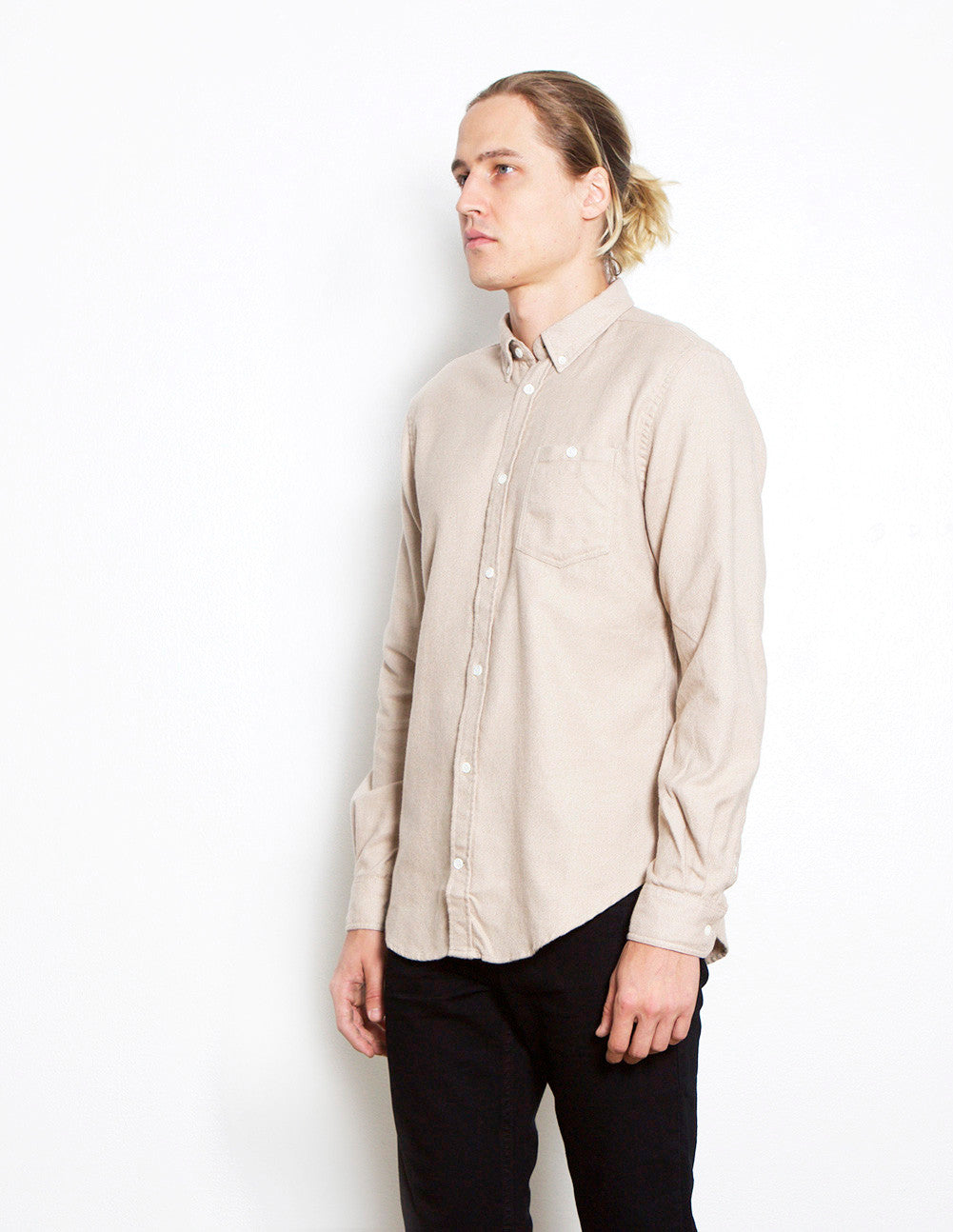 Osvald Brushed Shirt