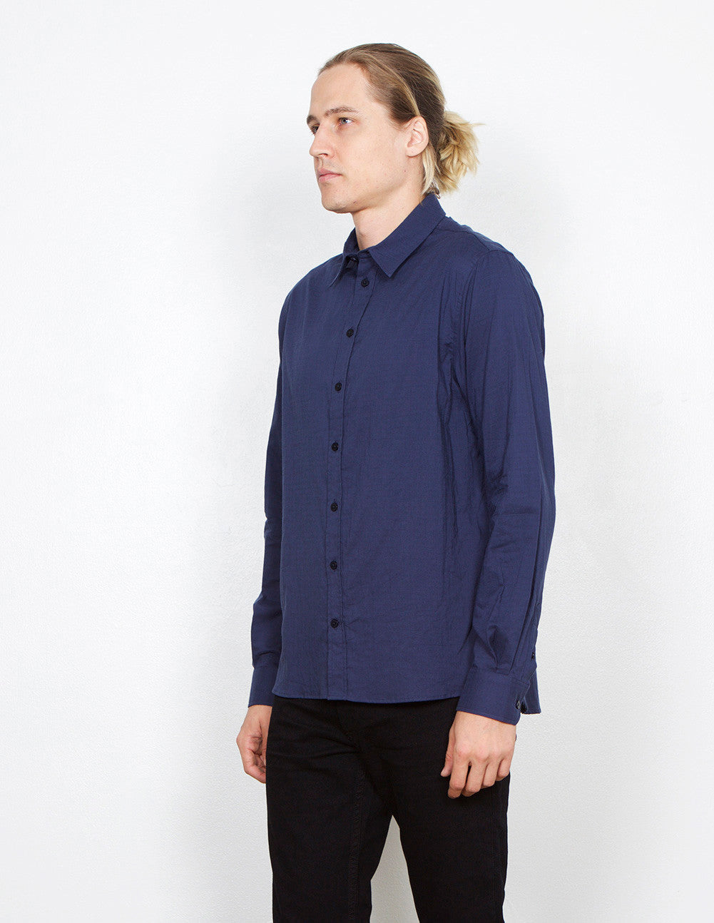 Hans Double Layer Buttondown