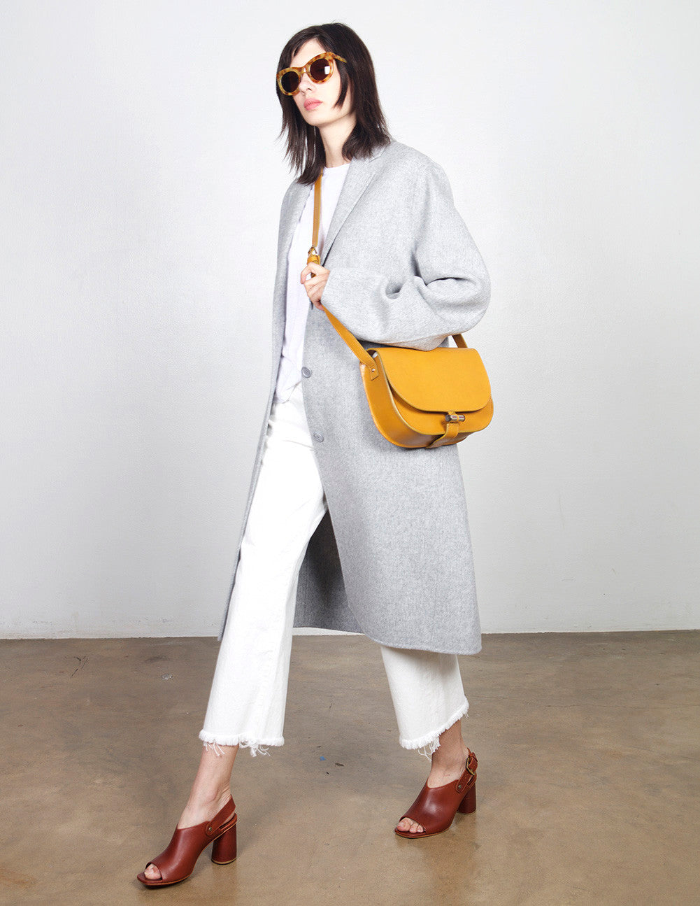 Avalon Oversized Coat