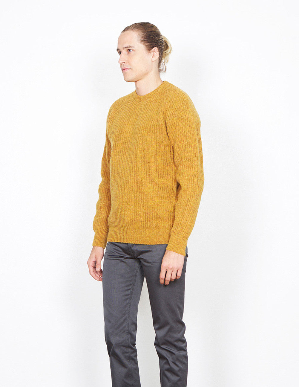 Space Oddity Wool Sweater