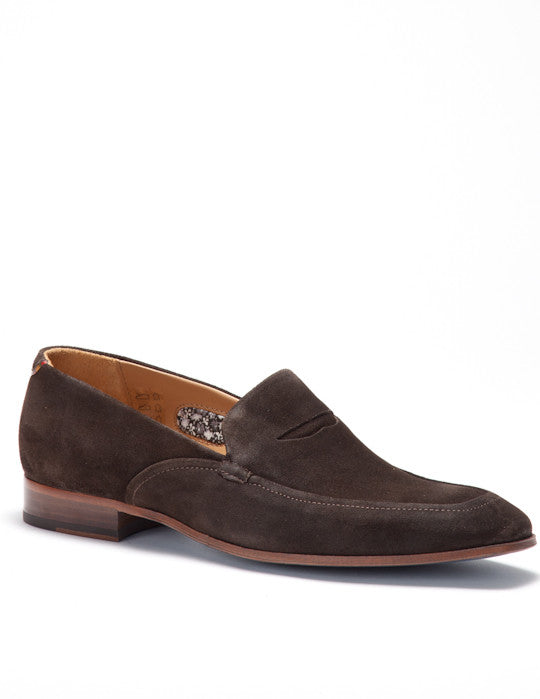 Suede Massimo Loafer
