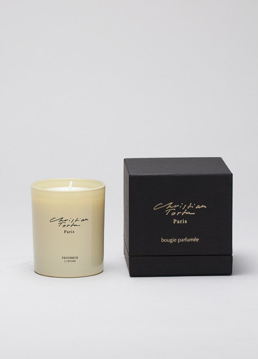 Provence L'Hiver Candle