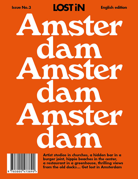 Amsterdam Guide Book