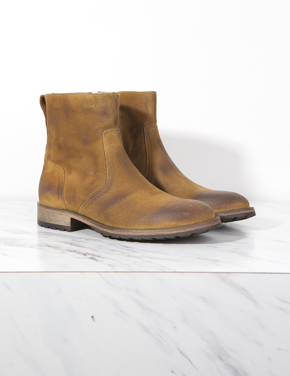 Suede Attwell Boot