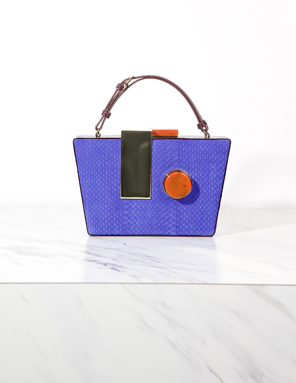 Akesh Pervinka Retrò Clutch