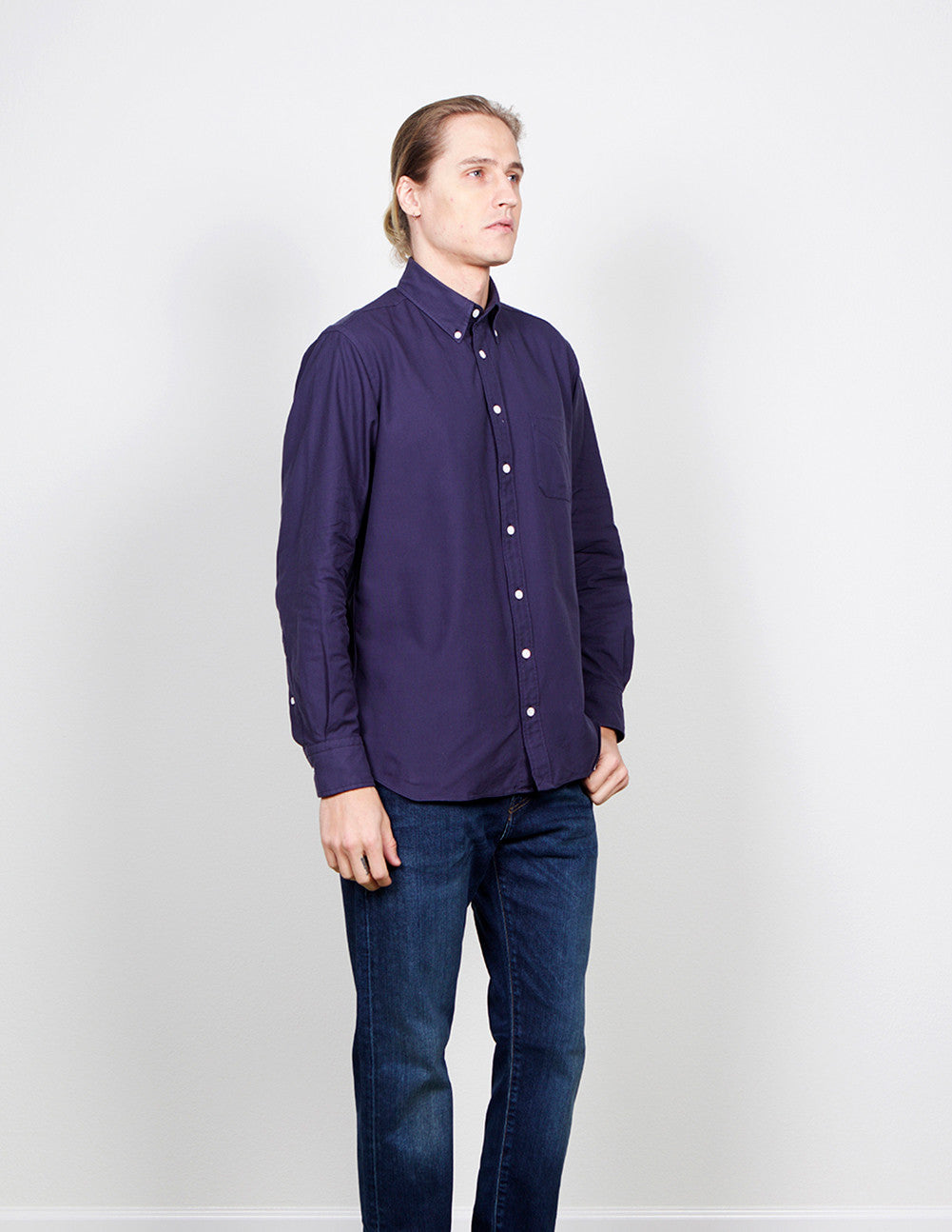 Fitted Button Down